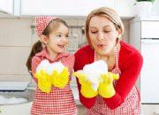 Cách dạy con làm việc nhà cực hay mà các bà mẹ nên áp dụng