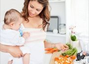 Phụ nữ sau sinh nên kiêng ăn gì để tốt cho tiêu hóa của con?