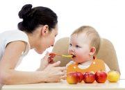 Sai lầm khi cho bé ăn dặm ảnh hưởng đến hệ tiêu hóa của con