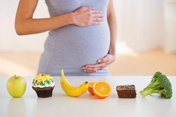 Thực đơn hàng ngày cho bà bầu vừa đủ chất lại ít tăng cân