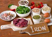 Thực phẩm phòng chống thiếu sắt cho bà bầu hiệu quả