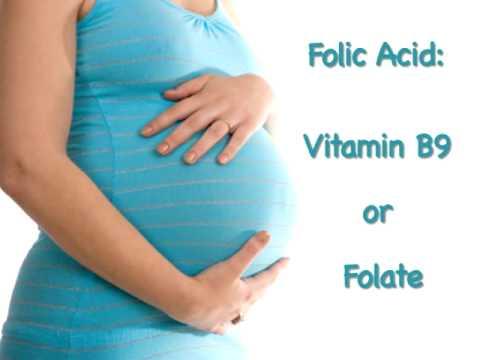 Bổ sung acid folic trong thai kỳ bao nhiêu là đủ ?