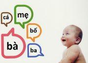 Những sai lầm cần tránh muốn dạy con học nói nhanh hơn