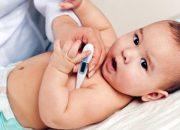 Hướng dẫn mẹ cách xử lý khi con bị sốt cao co giật ngừng thở