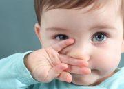 Cách trị bệnh sổ mũi cho con bằng phương pháp bấm huyệt
