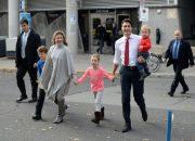 Học cách dạy con thông minh của thủ tướng Canada