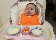 Thực đơn ăn dặm cho bé 8 tháng tuổi vừa đa dạng lại giàu dinh dưỡng