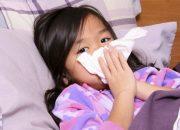 Tuyệt chiêu giúp mẹ bảo vệ đường hô hấp cho con vào mùa đông
