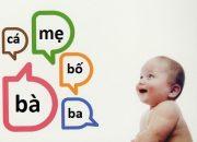 Mách mẹ cách giao tiếp hiệu quả dạy con biết nói sớm hơn