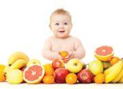 Thực đơn ăn dặm của bé 9 tháng tuổi có thể ăn những loại quả nào?