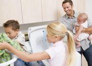 Giặt lẫn quần áo trẻ sơ sinh đối mặt với nhiều nguy cơ bệnh tật