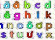 Cách dạy trẻ 5 tuổi hoc bảng chữ cái tiếng việt chuẩn♫khanhhuybaby