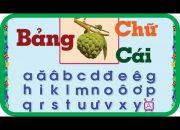 Dạy Bé Tập Đọc Bảng Chữ Cái Tiếng Việt ❤️ Hami ABC ❤️