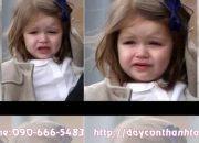 Dạy con kiểu Mỹ P503: Con khóc đòi đồ chơi