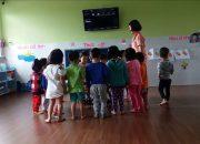 Tiết dạy mầm non – Tiết dạy toán – Ghép đôi – Lớp 3 tuổi
