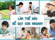 Làm Thế Nào Để Dạy Con Ngoan? | Phạm Thị Yến (Tâm Chiếu Hoàn Quán)