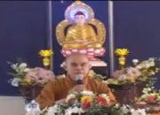 Đi Chùa Học Cách Dạy Con Ngoan – Thầy Thích Thiện Trí  – Chùa Phật Bảo