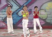 Dạy nhảy cho bé – CÙNG NHẢY HIPHOP