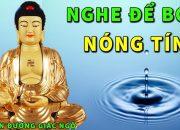 Nghe Lời Phật Dạy Rất Linh Nghiệm Để BỚT Nóng Tính Gia Đình An Lạc Và Hạnh Phúc
