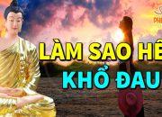 Đêm Khó Ngủ Nghe Lời Phật Dạy Cách Để Hết Khổ Đau Tâm An Lạc Ngủ Ngon Hơn