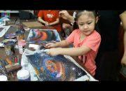 day be tap ve – dạy bé 3 tuổi tô màu – dạy vẽ galaxy – hoc ve cho be o dau