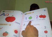 Bé học tiếng anh lớp 1 bài 1( baby learn english lession 1)