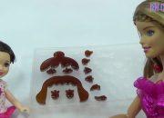 Thơ Nguyễn – Búp bê dạy con gái làm kẹo ngon cực