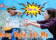 Truyện Cổ Tích – Không Nghe Lời Mẹ – Bé Bị Lạc Trong Rừng ❤ BonBon TV ❤ Dạy Bé Biết Vâng Lời