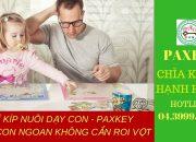 [Pax Key]  Bí kíp nuôi dạy con – Dạy con ngoan ko cần roi vọt