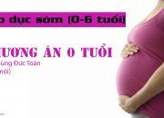 #07- Giáo dục sớm (trẻ từ 0-6 tuổi)- Phương án 0 tuổi – babyaudiobook.com
