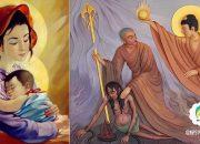 Phật Dạy Về Hiếu Hạnh – Chữ Hiếu Theo Lời Phật Dạy