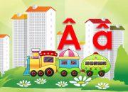 Bé học chữ cái tiếng việt | em tập đọc bảng 29 chữ cái abc cho trẻ mầm non | Dạy trẻ thông minh sớm