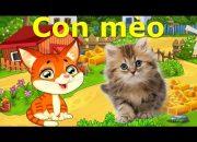 Các con vật cho bé | em học nói động vật Tiếng Việt | tiếng kêu Chó Mèo | Dạy trẻ thông minh sớm