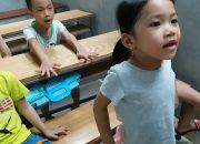 Các Bé 5 Tuổi Học Tiếng Anh Quá Sôi Nổi | Dạy Tiếng Anh cho Các Bé 5 tuổi | Ms Phương!!!