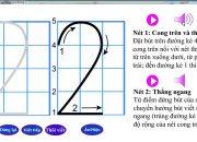 Tập viết chữ số – Số: 0, 1, 2, 3