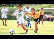 Cách dạy trẻ 6-12 tuổi luyện tập thể thao