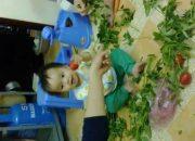 Cách dạy bé 1 tuổi làm việc nhà