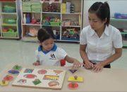 Mầm Non Việt Mỹ Vũng Tàu – Phương pháp Montessori cho trẻ 4 – 5 tuổi