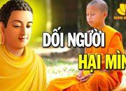 Lời Phật Dạy Về Đạo Đức Làm Người Và Cách Đối Nhân Xử Thế Ở Đời #ngấm tận xương