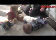 [Mẹ và Bé] Dạy Trẻ 3 Tháng Tuổi Tập Lẫy Theo Phương Pháp Glenn Domain