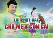 Nghe Lời Phật Dạy Về Cha Mẹ Và Con Cái