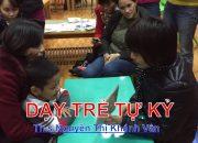 Dạy trẻ tự kỷ – Bài thực hành 2: Nghe hiểu ngôn ngữ, rèn phát âm – Cách dạy trẻ tự kỷ cho phụ huynh