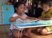 Em 6 tuổi dạy anh 7 tuổi môn Tiếng Việt cực chất luôn (Phần 1)