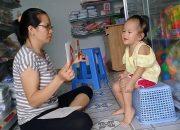 Dạy trẻ thông minh sớm phương pháp Glenn Doman, bé Dâu Tây 22 tháng học thẻ