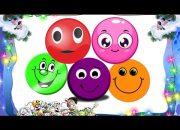 Dạy bé học màu sắc tiếng việt | em tập nói học đọc về màu sắc Dạy trẻ thông minh sớm