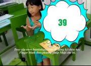 Thực Hành Phương Pháp Finger Math Của Người Nhật Cho Bé Trên 5 Tuổi