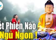 Đêm Nằm Nghe Lời Phật Dạy Tâm An Ngủ Ngon May Mắn Liên Tiếp Đến Ào Ào