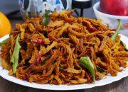 KHÔ GÀ LÁ CHANH – Cách làm Khô Gà – Khô Gà xé thơm ngon – Món Ăn Ngày Tết by Vanh Khuyen