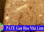 ✅ Công Thức Làm PATE Ngon Nức Tiếng Hà Nội – Bánh Mỳ Pate Truyền THống | Hồn Việt Food
