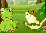 Các con vật cho bé | em học nói tiếng kêu động vật con gấu con ếch con vịt | Dạy trẻ thông minh sớm